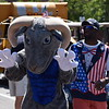 The GoFourth! Festival, which kicked off on Monday, July 3, continued on the fourth with the Fourth of July parade. --Marian Dennis, Digital First Media