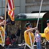 Veterans were saluted and applauded as they marched down High Street during the Fourth of July parade on Tuesday.--Marian Dennis, Digital First Media