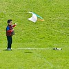 Jesi Yost - Digital First Media <br /> Flying kites at Go Fly A Kite Day in Bern Township on April 28.