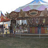 Families enjoyed rides on the carousel and many others as the Kimberton Fair continued Wednesday.