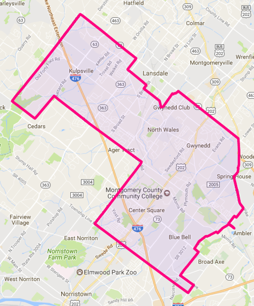 . Montco House District 61