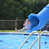 Guests at the first ever Amity Township National Night Out event had free access to the Amity Athletic Club pool. The event drew in hundreds looking to enjoy what their community has to offer.<br /> Marian Dennis -- Digital First Media