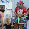Kids received balloon animals and had the opportunity to participate in lots of different games during the first ever Amity Township National Night Out event held at the Amity Athletic Club pool.<br /> Marian Dennis -- Digital First Media