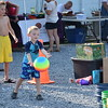 Kids had fun playing games Tuesday night during the first ever Amity Township National Night Out event. Hundreds showed up for the inaugural event that's aimed at building community relationships.<br /> Marian Dennis-- Digital First Media