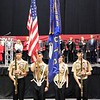 Photo by Jesi Yost<br /> Boyertown  Area  High  School  NJROTC  Color  Guard