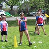 Children have fun playing games during a field day at Franklin Elementary School in Pottstown Friday, May 27, 2016.