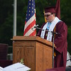 Marian Dennis – Digital First Media<br /> Graduates of the class of 2018 at Pottsgrove High School made their way through an inflatable arch and on to their seats on the high school's field.