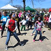 Michilea Patterson, Digital First Media <br /> Kids dance to music during a celebration for children at Pottstown High School.