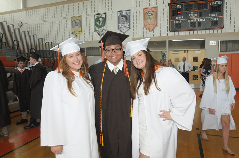 Perkiomen Valley High School commencement June 8, 2018. Gene Walsh — Digital First Media