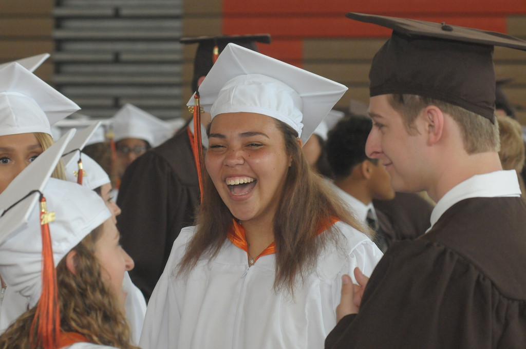 . Perkiomen Valley High School commencement June 8, 2018. Gene Walsh � Digital First Media