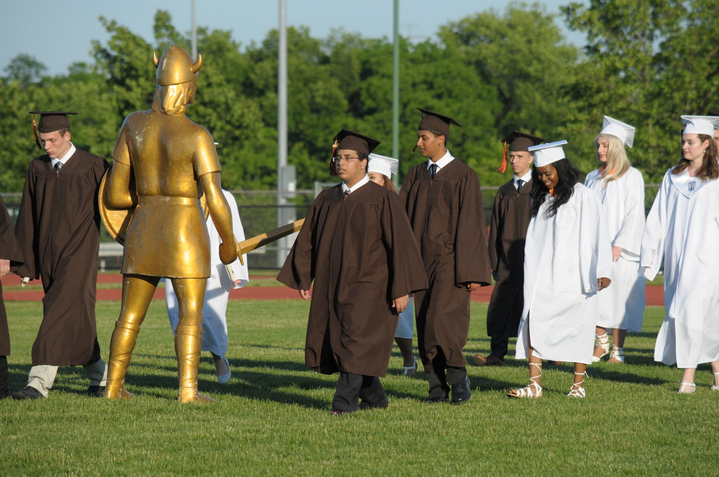 . Perkiomen Valley High school commencement ceremonies June 9, 2017. Gene Walsh � Digital First Media