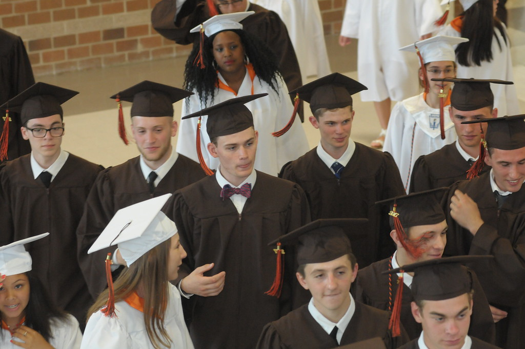 . Perkiomen Valley High school commencement ceremonies June 9, 2017. Gene Walsh � Digital First Media