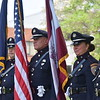 Marian Dennis – Digital First Media<br /> Officers were asked to dress in full uniform for the Montgomery County Police Officer Memorial on Friday. Police and state troopers lined Main Street in Norristown and the area around the memorial as the ceremony was underway.