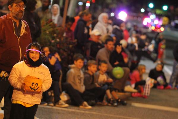 Pottstown Halloween Parade 10-29-15