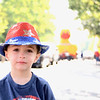 Jesi Yost — For Digital First Media<br /> 3-year-old Jacob Seasholtz of Pottstown is dressed for the occasion at Pottstown's Fourth of July Parade.