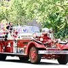 Jesi Yost — For Digital First Media<br /> Firetrucks are a popular fixture in every parade. This one belongs to Pottstown's Good Will Fire Company.