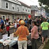 MONICA SAGER — DIGITAL FIRST MEDIA<br /> Many residents came out for Pottstown's community celebration of National Night Out on Tuesday.