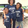 Pottstown Pride, family style was on display at the Rupert Elementary School Family Activity Night.<br /> Students and their families participated together doing various Action Based Learning activities. It helped parents to see how to boost their children's performance in both reading and math using movement activities. Just another reason to say Proud to be from Pottstown. Pictured are Aniyah Wells grade 3, Ciani Wells grade 4 and their mother Keisha Garner.