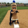 Trojan Man covered third last spring when baseball great and Pottstown alum Bobby Shantz kicked off the season by opening the high school field named after him.