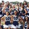 Pottstown High School's Trojan Cheerleading Squad epitomizes Pottstown Pride.