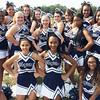 Pottstown High School's Trojan Cheerleading Squad epitomizes Pottstown Pride.