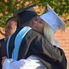Graduates of Pottstown High School class of 2017 embrace as they leave the school one last time.<br /> <br /> Marian Dennis – Digital First Media