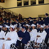 Pottstown High School's class of 2017 eagerly wait to receive their diplomas during the 137th commencement ceremony.<br /> <br /> Marian Dennis – Digital First Media