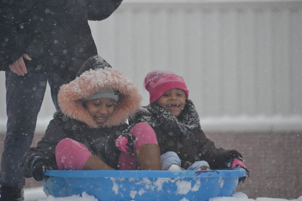 . Photo by Kerry Kline, library assistant at Rupert Elementary School