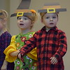 Toddlers and young children performed Thanksgiving songs Friday as St. Teresa of Calcutta School in Limerick celebrated Thanksgiving early.<br /> Marian Dennis--Digital First Media