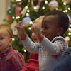 Kids performing at St. Teresa of Calcutta School excitedly showed off their Christmas spirit Friday during the school's Christmas concert.<br /> Marian Dennis -- Digital First Media