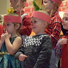 A sea of red noses and antlers filled the stage at St. Teresa of Calcutta School in Limerick Friday as children performed during the Christmas concert.<br /> Marian Dennis -- Digital First Media