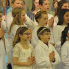 Students sing for family members during Christmas Nativity at St. Teresa of Calcutta Church in Limerick December 21, 2016. Gene Walsh — Digital First Media