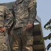 Senior Airmen Harkin, Jonathan. PA Air National Guard, still serving four years so far. Picture was taken in Guatemala building a medical clinic.