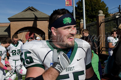 2014-10-11 Mercyhurst at Gannon