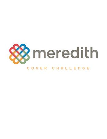 Meredith Cover Shoot Challenge