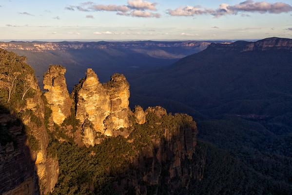 Three Sisters, Blue Mountains, Katoomba, NSW