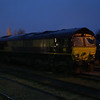 66061 sits in the holding sidings at Didcot