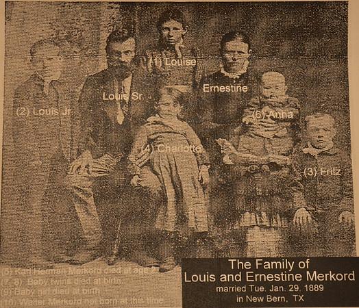 Merkord Family