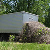 Merlefest 2010<br /> The kudzu truck on the road from Lenoir to Wilkesboro