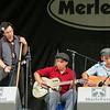 Merlefest 2012 - Friday - Hillside Stage<br /> Blind Boy Chocolate and the Milk Sheiks