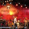 Merlefest 2012 - Thursday - Watson Stage<br /> Donna The Buffalo