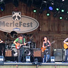 Merlefest 2013 - Thursday - Watson Stage<br /> The Greencards