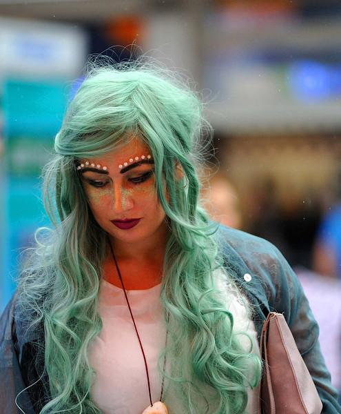 Mermaid Parade  Coney Island Brooklyn 2015