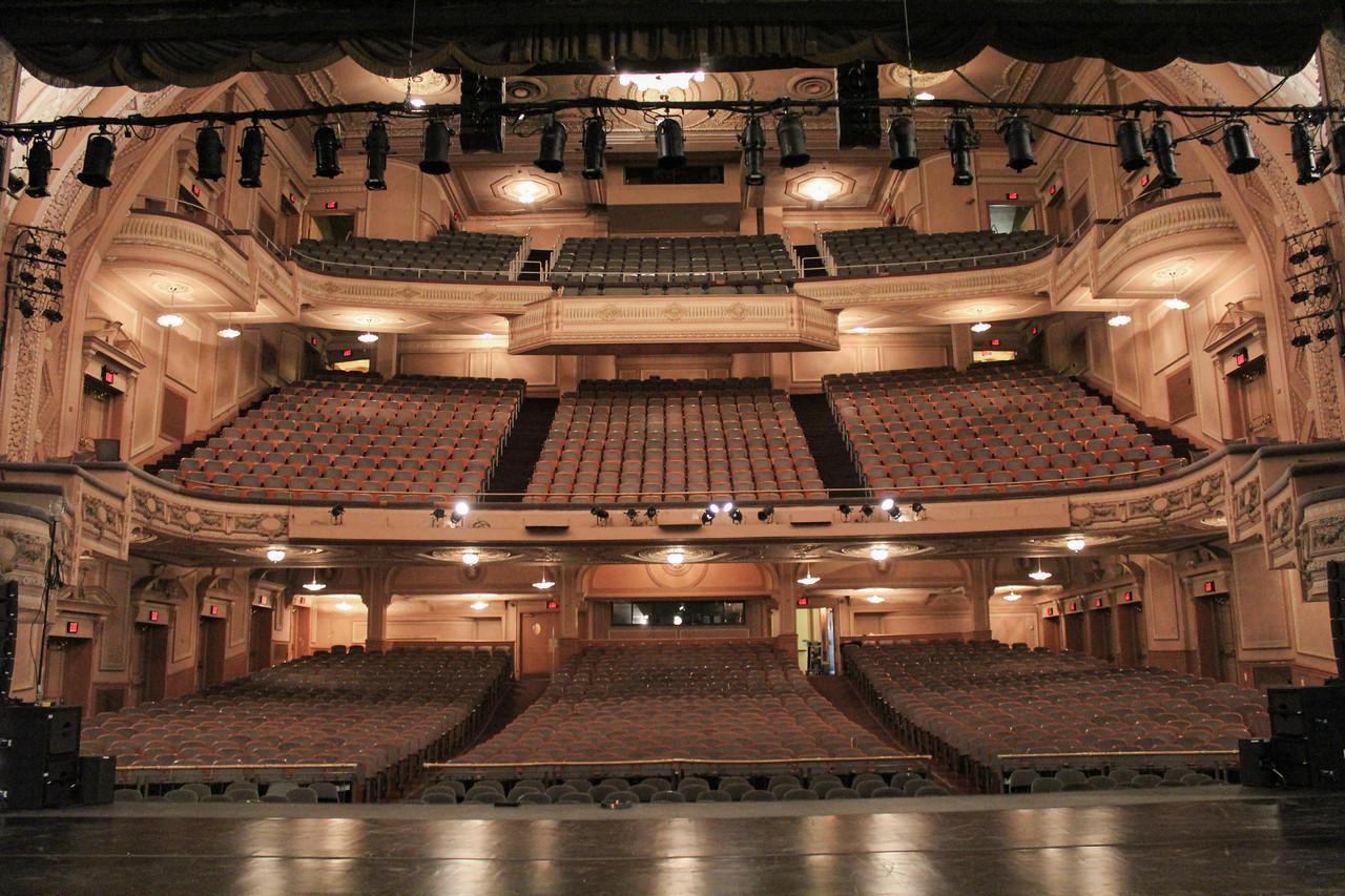 Merriam Theater 2017 - Interior