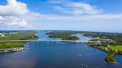 Merril Barber Bridge Aerials - Morning - July 2020-424