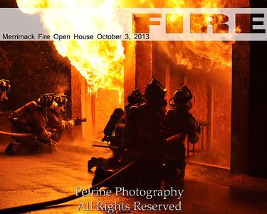 Merrimack Fire Rescue 2013 Open House