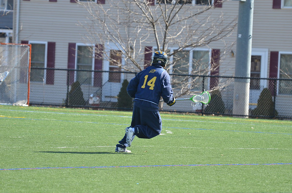 Scrimmage vs Tufts