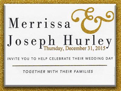 Merrissa & Joe's Photo Booth Pics