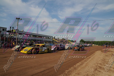 6-18-2016 Sprints on Dirt