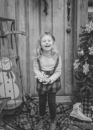 Merry Christmas from sweet Della!